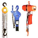 This Pin shows items of #lifting #equipment that is available for professional hire in the town of #Rotherham in South Yorkshire. Ideal for all types of industrial lifting applications including factory and site shutdowns and outages, machinery moving projects, and engineering maintenance work. Show is a chain block, a pull-lift, and a lifting hoist.