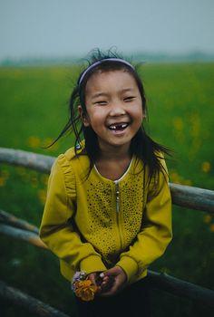 Flower Girl by Jeremy Snell, via Flickr