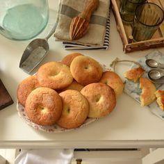 Bagel, Doughnut, Bread, Cookies, Baking, Desserts, Food, Vegetarian, Gastronomia