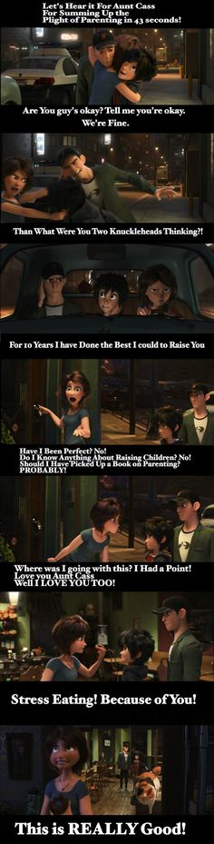 30 Trendy Ideas for funny disney pixar animation Disney Pixar, Disney And Dreamworks, Hiro Big Hero 6, The Big Hero, Big Hero 6 Tadashi, Funny Disney Memes, Disney Quotes, Funny Memes, Funny Cartoons