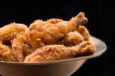 Συνταγή – εγγύηση για το τέλειο τηγανητό κοτόπουλο