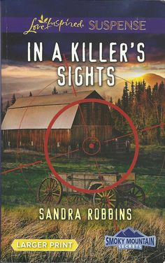 Product Details  •Title: In A Killer's Sights  •Series: Smoky Mountain Secrets Book #1  •Author: Sandra Robbins •Mass Market Paperback: 284 pages •Publisher:  Love Inspired; Large Print edition (July 5, 2016) •Language: English •ISBN-10: 0373677634 •ISBN-13: 978-0373677634 •Product Dimensions:  4.2 x 0.8 x 6.6 inches •Condition: Very Good, no markings, tears, or rips. Tight Binding, soft cover shows some minor wear, Read Once and stored