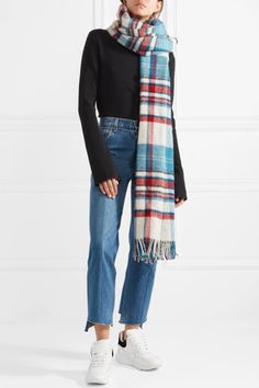 25 Checkered Fashions That'll Make You Mad for Plaid | StyleCaster