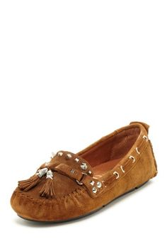 And I also want some Moccasins, Santa. Jalen Moc Flat