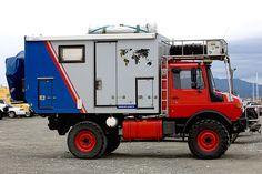 Unimog TV Safari Truck