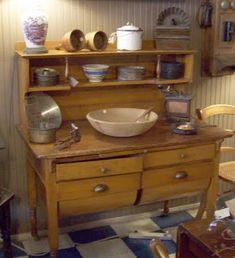 Old baker's cupboard~