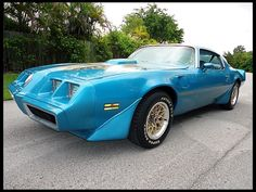 My first car in 1985 was a 1979 Pontiac Trans Am  403 CI, Automatic..my step-sister had a '78. We were 16 and 17 years old. Both cars were completely bad ass.