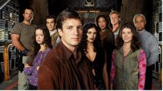 The Crew of Firefly