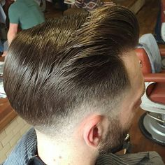 Haircut by truebarberproducts http://ift.tt/1sA568p #menshair #menshairstyles #menshaircuts #hairstylesformen #coolhaircuts #coolhairstyles #haircuts #hairstyles #barbers