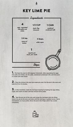 Key lime pie recipe | Huckberry