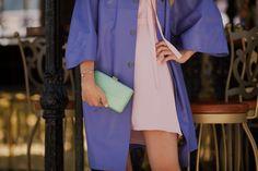 #mint #pastel #pint #purple #details #clutch #style #girl #leather #adamofur