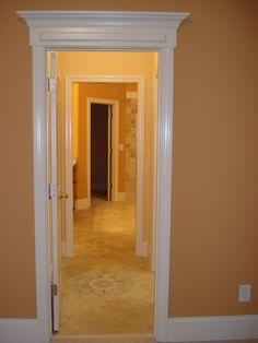 Furniture Terrific Door Casing For House Design Ideas: Awesome Design of Door Casing that & Doorways trim questions-fancy-door-casing.jpg   molding ideas ... Pezcame.Com