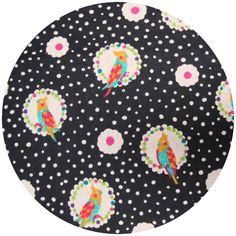 I am so excited about this new Echino Fabric! I will definitely make something for the little one.