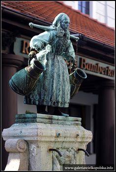 #fontanna #Poznań #Poland