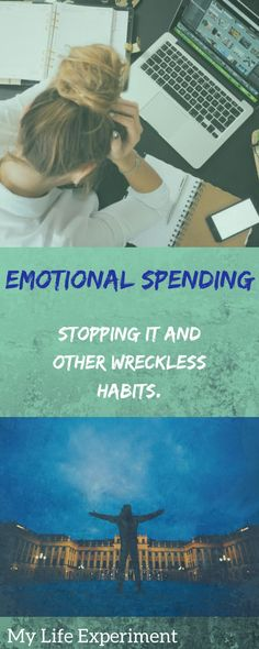 How we spend our money and other unhelpful behaviors we engage in are damaging to our lives. Here are some tips that use for stopping Emotional Spending and other unwanted behaviors, before they get out of control. Saving A Marriage, Marriage Advice, Self Development, Personal Development, Welcome To The Group, Stop It, Couple Questions, Healthy Relationships, Getting Out
