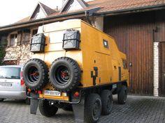 Pinzgauer 6x6