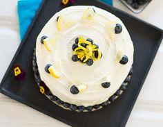 Blaubeere Zitronentorte Sweets, Desserts, Food, Life, Cake Ideas, Bakken, Tailgate Desserts, Deserts, Essen