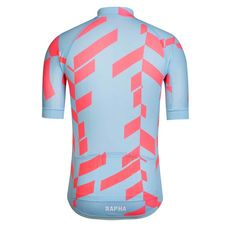 Pro Team Aero Jersey Data Print | Rapha Site