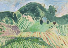 Landscape By Alfred Henry Maurer . Truly Art Offers Giclee Unframed Prints on Paper, Canvas Art, and Framed Art in all our Collections. Landscape Drawings, Landscape Paintings, Painting & Drawing, Framed Art, Canvas Art, Auction, Sculpture, Abstract, Prints