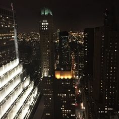John LegereVerified account @JohnLegere  Good night @NYC