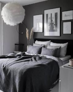60 Most Popular and Amazing Bedroom Design Ideas for This Year Home in Fashi Small Bedroom Ideas amazing Bedroom Design Fashi Home Ideas popular Year Room Ideas Bedroom, Home Decor Bedroom, Modern Bedroom, Master Bedroom, Childrens Bedroom Furniture, Gray Bedroom, Guest Bedrooms, Contemporary Bedroom, Bedroom Designs