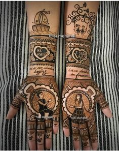 Simple Mehndi Designs for every Occasion - SetMyWed For more design visit our website or fb page. Henna Hand Designs, Mehndi Designs Finger, Mehndi Designs Book, Mehndi Designs 2018, Stylish Mehndi Designs, Mehndi Design Pictures, Tattoo Designs, Dulhan Mehndi Designs, Latest Bridal Mehndi Designs
