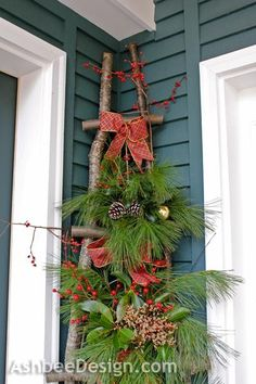 we been able to searched and compiled the best christmas decoration ideas that would suit indoor outdoor - Pinterest Primitive Christmas Decorating Ideas