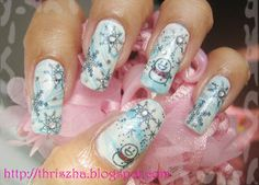 Winter Nail Designs | FAB UR NAILS: December 2009