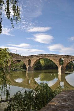 Puente la Reina  Navarra,  Spain     by hilda_r,