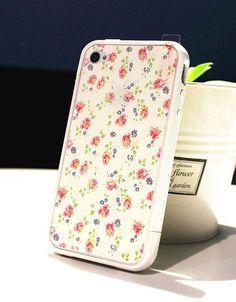 Verschiedene Handy Hüllen für iphone, sehr modern und schön. Blumenmuster.