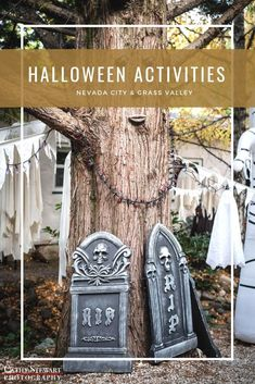 Nevada City Halloween   Stay at the Outside Inn for Fall Adventures Halloween Outside, Halloween Night, Spirit Halloween, City Events, Local Events, Crazy Horse Saloon, Hiking Club, Grass Valley, Last Minute Costumes