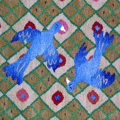 Dimity Kidston Two Birds Tapestry