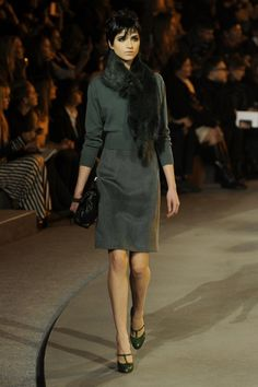 New York Fashion Week: Marc Jacobs Fall 2013 / Photo by Anthea Simms