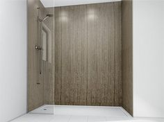 bathroom wet walls vanity top and bath panel image of roman stone