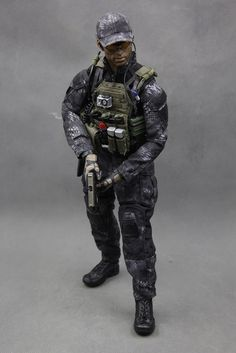 Tactical Wear, Military Action Figures, Gamers, Figure Model, Tabletop Games, Model Kits, Military Art, Scale Models, Diorama
