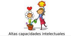 Material muy interesante para trabajar con niños y niñas de altas capacidades. Alter, School, Character, Montessori, Activities For Kids, Learning, Memory Games, Schools
