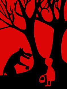 Le petit chaperon rouge mzelleH