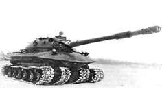 Object 279 (Объект 279) was a Soviet experimental heavy tank developed at the end of 1959.  This special purpose tank was intended to fight on cross country terrain, inaccessible to conventional tanks, acting as a heavy breakthrough tank, and if necessary withstanding even the shockwave of a nuclear explosion. It was planned as a tank of the Supreme Command Reserve.
