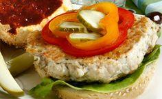 Epicure's Teriyaki Turkey Burgers