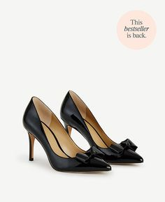 54b8c7aee360 Thumbnail Image of Color Swatch 6600 Image of Charlie Patent Bow Pumps