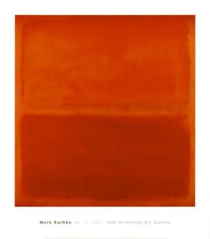No. 3, 1967 by Mark Rothko. Art print from Art.com.