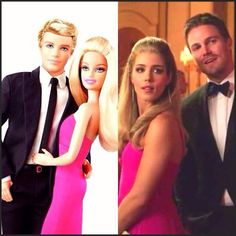 """The perfect Couple """"our version of Ken and Barbie"""""""
