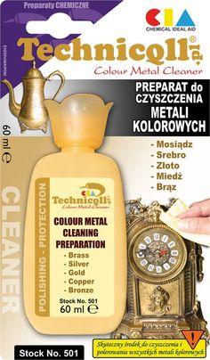 PREPARAT DO CZYSZCZENIA METALI KOLOROWYCH K547Y