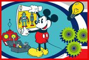 Mickey's Robot Factory