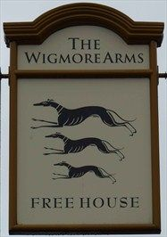 Wigmore Arms - Wigmore Lane, Luton, Bedfordshire, UK. Pub Signs, Beer Signs, Storefront Signage, Evergreen Bush, British Pub, England And Scotland, Store Signs, Being A Landlord, Diy Food