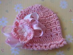 Fashion hats for kids: crochet patterns ~ Craft , handmade blog