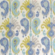 The G8215 Teal upholstery fabric by KOVI Fabrics features Ikat, Contemporary pattern and Blue, Teal as its colors. It is a Linen, Made in USA, Print type of upholstery fabric and it is made of 55% Linen, 45% Rayon material. It is rated Exceeds 15,000 double rubs (heavy duty) which makes this upholstery fabric ideal for residential, commercial and hospitality upholstery projects.For help please call 800-860-3105.