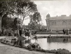 Jardín Zoológico de Buenos Aires_Argentina 1920