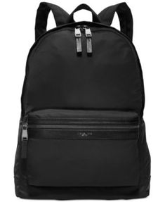MICHAEL Michael Kors Kent Lightweight Nylon Backpack | macys.com