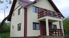 Constructii case lemn -  cum am construit casa de la Comarnic, jud  Prahova